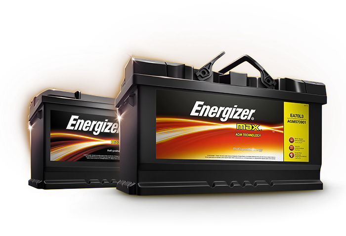 Enegizer Battery